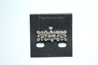 Venzi Signature Stock Pin